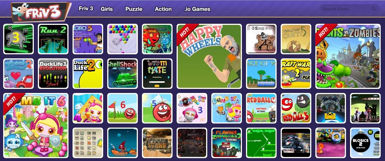Friv 3 Juegos Friv 3 Friv3 Games Online
